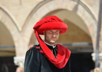Sfilata corteo storico di Porta Tufilla