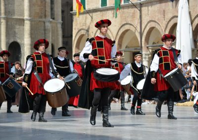 Musici di Porta Tufilla - corteo storico