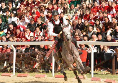Cavaliere di Porta Tufilla - corteo storico