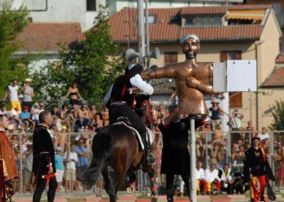 Cavaliere di Porta Tufilla - gioco della giostra