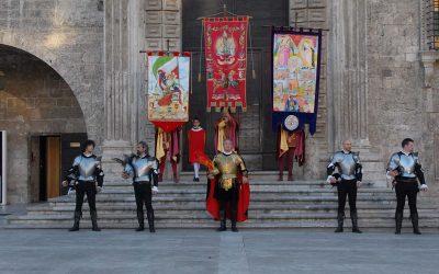 Stefano Palermo realizzerà il palio della Giostra di luglio e quello degli Arcieri