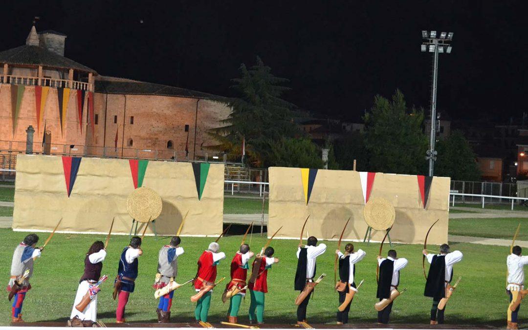 """Il Sestiere di Porta Romana conquista la """"freccia d'oro"""", a Capponi di Sant'Emidio la """"brocca d'oro"""""""