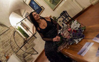 Alessandra Peloso realizzerà il Palio della Giostra di luglio e quello degli sbandieratori