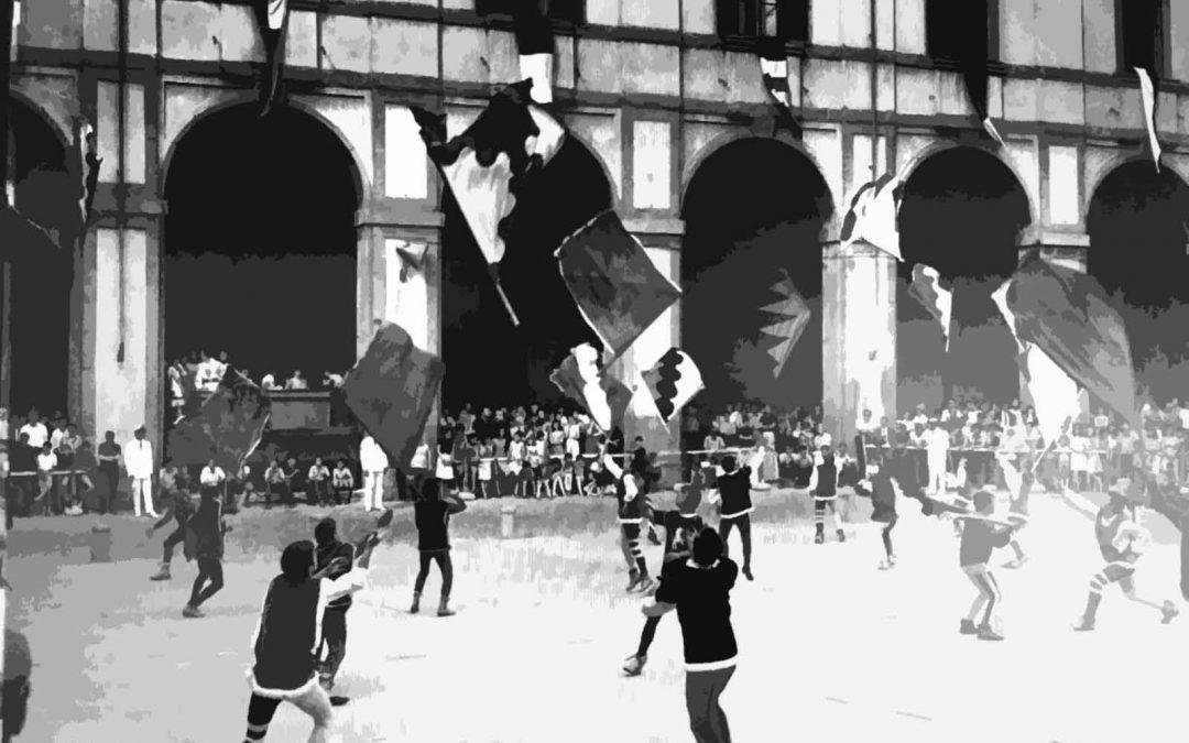 La Quintana nel mondo, 1967-2017 mezzo secolo di storia e di bandiere