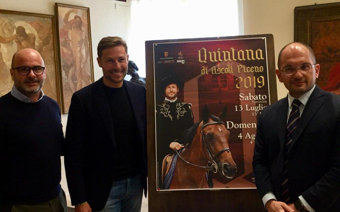 Quintana, presentato il manifesto 2019. Biglietti in vendita da oggi